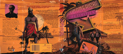 UnAmerican Activities cover